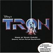 Wendy Carlos :  Disney 's TRON [Original Motion Picture Soundtrack