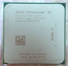 AMD Phenom II X4 965 - 3.4GHz Quad-Core (HDZ965FBK4DGM) Processor Black Edition
