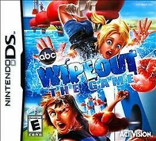 Wipeout 1 and 2 : The Game - Nintendo DS DS Lite 3DS 2DS 2 Games