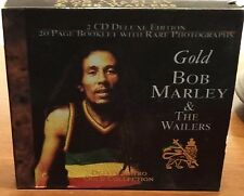 Bob Marley & The Wailers-Gold Bob Marley & The Wailers 2CD Deluxe Edition NM