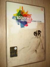DVD N°13 L'ACCADEMIA CORSO PRATICO DI DISEGNO E PITTURA TECNICHE VARIE 5 BASI 8