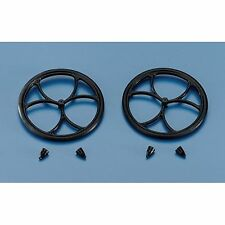 "DUB250ML Micro Lite Wheels 2-1/2"" (2) RC AIRPLANE PART DU-BRO"