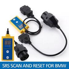 Memo Airbag Reset Tool OBD2 SRS Diagnostic EOBD Scanner Code Reader f. BMW in UK