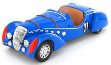 Peugeot 302 #27 Le Mans 1937 1:18
