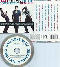 BAD BOYS BLUE-COMPLETELY REMIXED-1994-GERMANY-COCONUT RECORDS 74321 216752-CD-M-