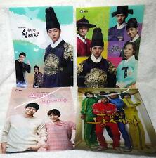 Rooftop Prince Taiwan Promo four Folders (ClearFile)Han Ji Min Park Yoo Chun JYJ