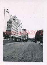 Foto, Transportkolonne 10/II, Strassenbahn in Minsk? (W)1280