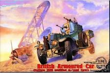 RODEN 802 1/35 British Armoured Car (Pattern 1920 modified w/sand tyres)
