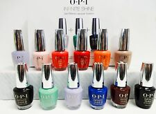 OPI Nail Polish Color INFINITE SHINE 10 Colors + Base +Top Coat INTRO Kit 12/box