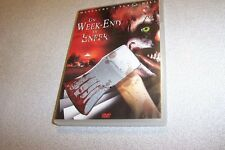 DVD UN WEEK END EN ENFER massacre a texas hill horreur