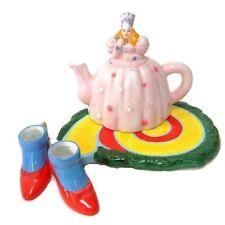 Wizard of Oz Glinda the Good Witch Minature Tea Set