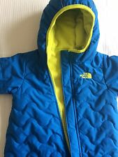 The North Face Baby Boy 6-12 Months Thermal Quilted Snow Suit - Excellent!