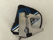 """ODYSSEY WORKS VERSA 7 LEFT HANDED 34.25"""" W MATCHING HEAD COVER"""
