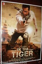 EK THA TIGER  POSTER #1 BOLLYWOOD SALMAN KHAN