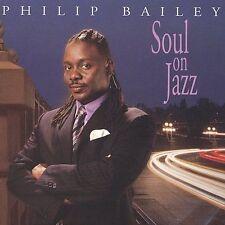 Philip Bailey: Soul On Jazz Enhanced Audio CD