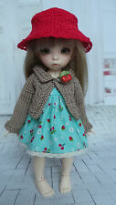 "Handmade Outfit for BJD YoSD 10""doll fashion Fairyland LittleFee N.2"