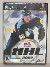 "PS2 SONY Playstation 2 Video Game ""NHL 2002"",  2001 !!! FREE SHIPPING !!!"