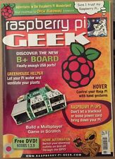 Raspberry Pi Geek Control With Hand Gestures Game Nov/Dec 2014 FREE SHIPPING!