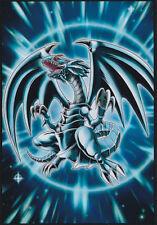 (70)Yu-Gi-Oh Blue-Eyes White Dragon Card Sleeves 70 pcs each pack