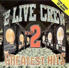 Greatest Hits, Vol. 2 [PA] by 2 Live Crew (CD, Jan-1999, Lil' Joe Records, Inc.)