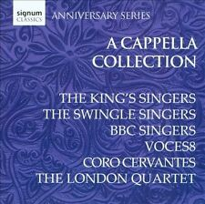 CAPPELLA COLLECTION (VARIOUS), New Music