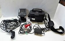LOWRANCE ELITE-3X FISHFINDER,TRANSDUCER, SPYPOINT BATTERY W/CASE & CHARGER