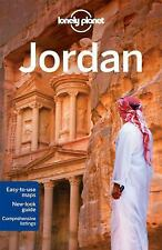 Travel Guide Ser.: Jordan by Jenny Walker, Paul Clammer and Lonely Planet...