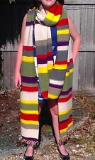 Full length Doctor Who Scarf