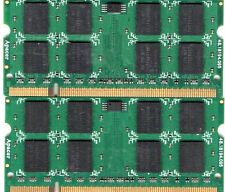 New 4GB Kit 2 x 2GB PC2-6400 DDR2 800MHz SODIMM Laptop/Notebook RAM Memory