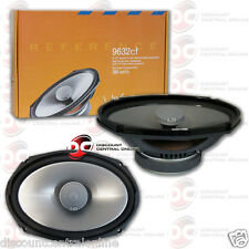 "INFINITY REFERENCE 9632CF 6"" x 9"" CAR AUDIO 2-WAY COAX COAXIAL SPEAKERS PAIR"