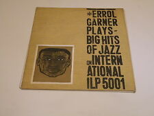ERROL GARNER PLAYS BIG HITS OF JAZZ - LP HI-FI INTERNATIONAL 1951 ITALY RARE -