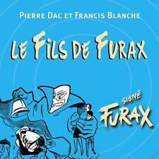 PIERRE DAC & FRANCIS BLANCHE - LE FILS DE FURAX (COFFRET 15 CD, NEUF)