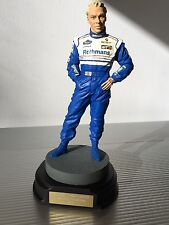 Exoto / Jacques Villeneuve / 1997 F1 Champion / Hand Painted Figurine / 1:9