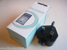 Battery Charger For Canon D10 S90 IXUS 107 210 C09