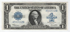 Superb 1923 Silver Certificate--Ungraded $1 large size note #205, Fr. 237