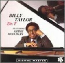 Dr. T by Billy Taylor (Piano) (CD, Jan-1993, GRP (USA)) JZ1158