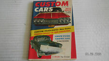 1960 JULY..CUSTOM CARS. MAGAZINE..NIFTY NERFS FOR YOUR CUSTOM