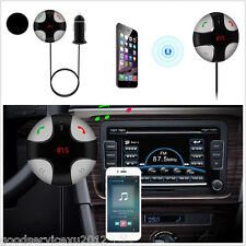 Car Bluetooth FM Transmitter Music Player Charger Magnetic Phone Handsfree FM29B