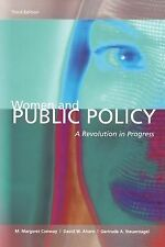 Women and Public Policy : A Revolution in Progress by David W. Ahern, M....
