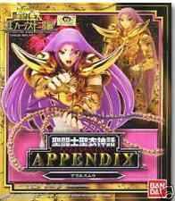 New Bandai Saint Seiya Saint Cloth Myth Appendix Aries Mu PAINTED