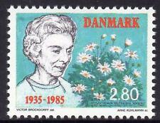 Denmark MNH 1985 50th Anniversary of the Arrival of Queen Ingrid in Denmark