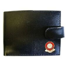 STOKE CITY F.C LEATHER FOOTBALL WALLET