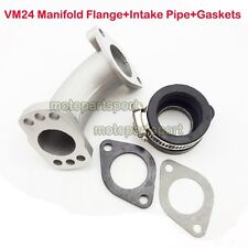 Carburetor Intake Pipe Manifold For SSR YCF IMR Pitster GPX Atomik Dirt Pit Bike