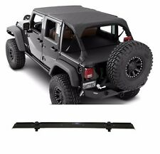 Smittybilt Extended Top & Header Channel Set 2007-2009 4dr Jeep Wrangler JK
