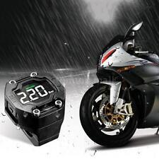 Steelmate DIY Waterproof Motorcycle Tire Pressure Monitoring System Wireles 9K6V