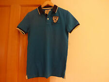 Homme, bleu, jules polo shirt taille s