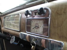 OLD DASH RADIO BIG KNOB ART DECO RAT ROD HOT COE SCTA PHILCO MOTOROLA DELCO LQQK