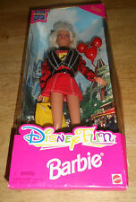NEVER OPENED--BARBIE DOLL-DISNEY FUN BARBIE-SPECIAL EDITION-FIFTH ED.MATTEL-1997