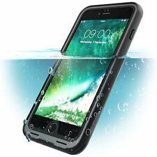 iPhone 7 PLUS Case, iBlason Rugged Waterproof w/ Built in Screen Protector sw