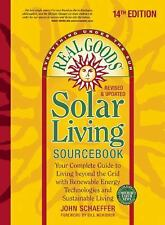Real Goods Solar Living Sourcebook~Living off the Grid~Sustainable Energy~NEW!